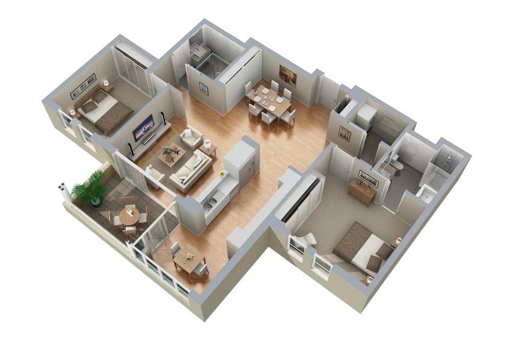 Outsource Floor Plan