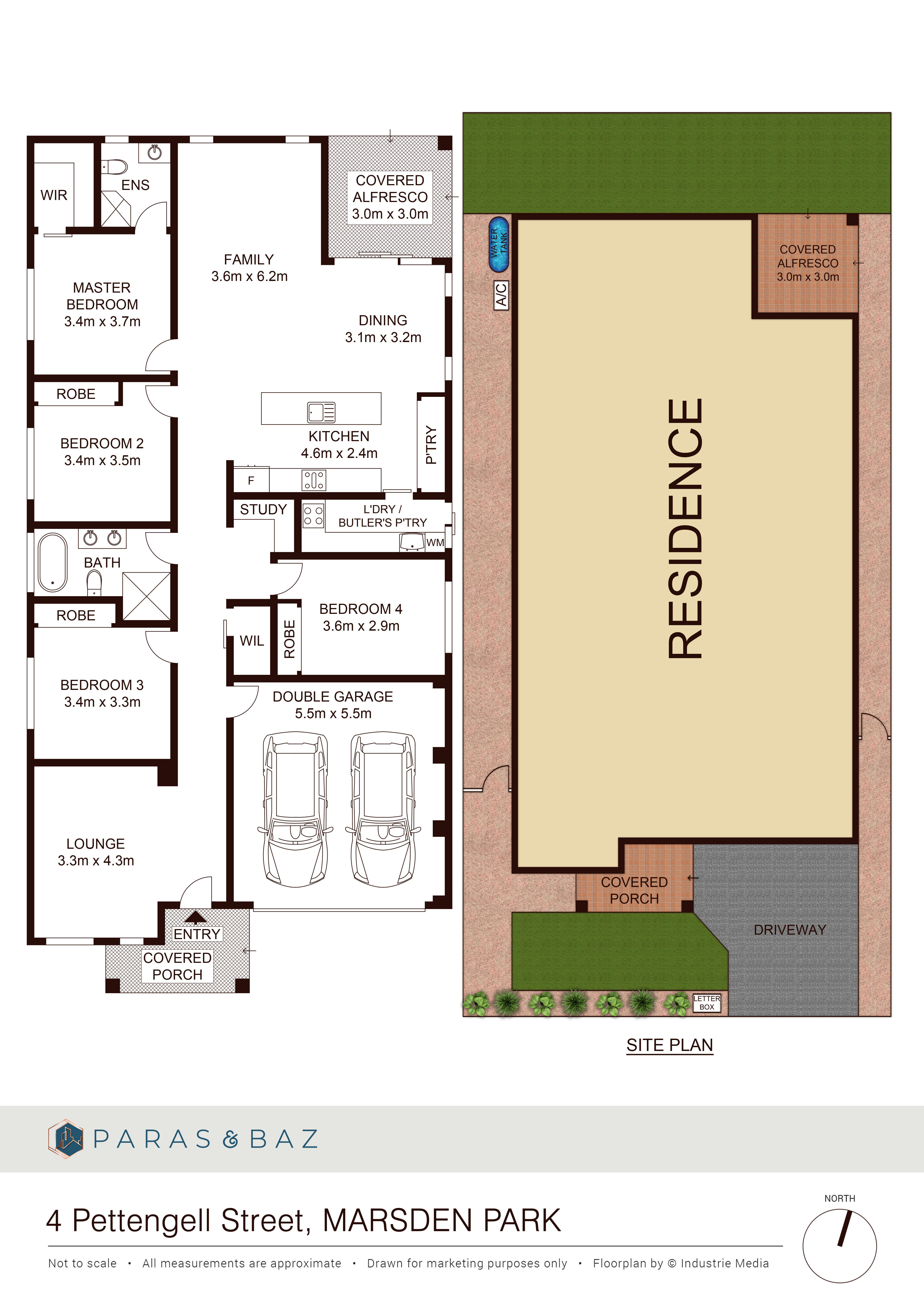 Outsource Floor Plan